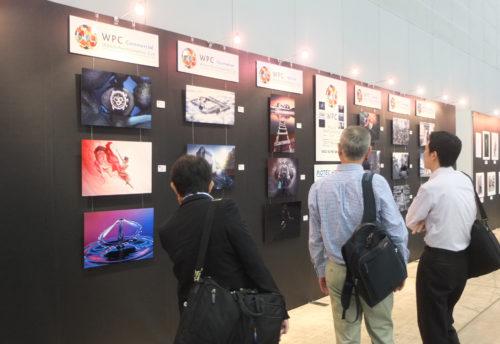 WPCの展示
