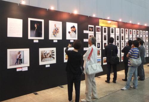 日本写真館協会の展示