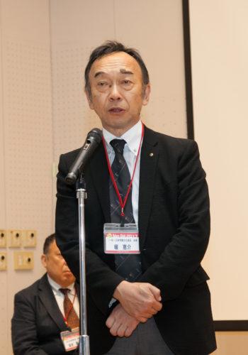 日本写真文化協会 会長 堀恵介氏