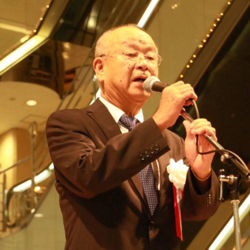 北陸三県写真館協会 川島会長