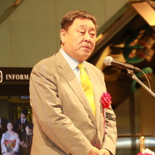 日本写真館協会 副理事長 佐藤泰博氏