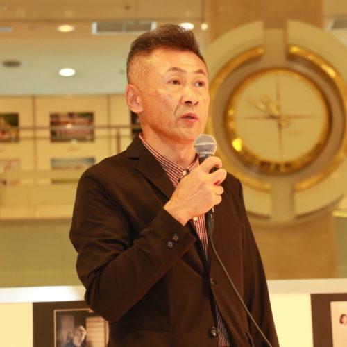 小坂石川県会長 兼 北陸三県文化部長