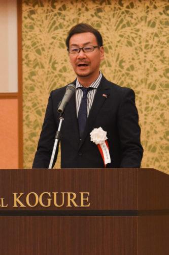 小林かずとも 関東写真館協会会長
