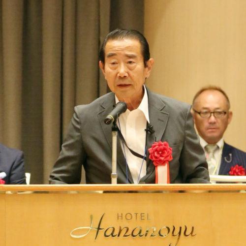 三浦東北六県会長の挨拶