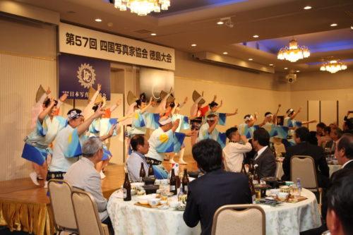 阿波踊り(有名連)